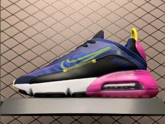 Nike Air Max 2090 Navy and Magenta For Sale CK2612-400