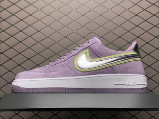 """2020 Nike Air Force 1 Low """"P(Her)spective"""" Violet Star CW6013-500"""
