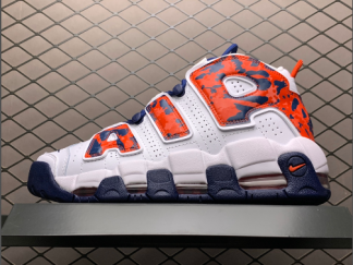 """Nike Air More Uptempo """"USA Tie-Dye"""" White Navy Red For Sale CZ7885-100"""