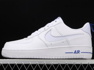Cheap Nike Air Force 1 Low Cut Out Swoosh White To Buy DC1429-100