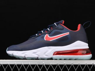 Nike Air Max 270 React Navy USA For Sale CT1280-400