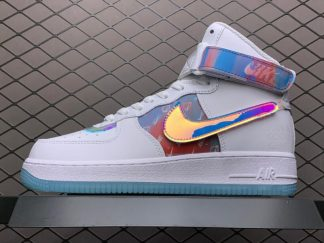 Discount Nike Air Force 1 High Have a Good Game DC2111-191