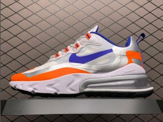 Mens Nike Air Max 270 React Knicks Sneakers For Sale CW3094-100