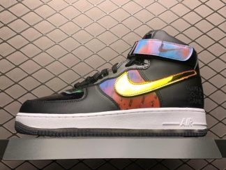Nike Air Force 1 High Have A Good Game Black Outlet Sale DC0831-101
