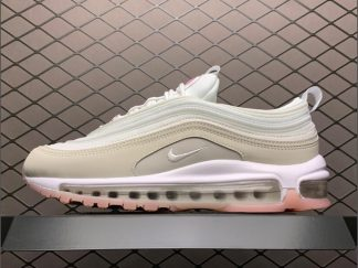 2020 Nike Air Max 97 Summit White Pink Outlet Sale CT1904-100