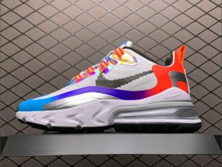 Nike Air Max 270 React Have A Good Game Running Shoes DC0833-101