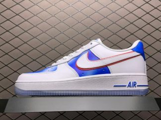 Cheap Price Nike Air Force 1 Low Pacific Blue Sneakers DC1404-100