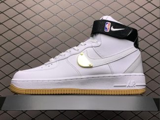 Latest Nike Air Force 1 High NBA Pack For Sale CT2306-100