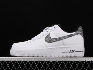 2021 Best Nike Air Force 1 Low Geometric Lifestyle Shoes CZ7933-100