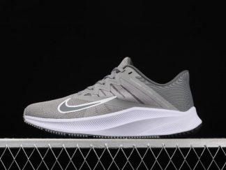 2021 Best Nike Quest 3 Shoes Wolf Grey Cool Grey White CD0230-003