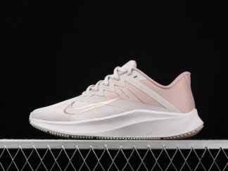 Nike Quest 3 Grey One Rose Gold-White Womens Running Shoes CD0232-003