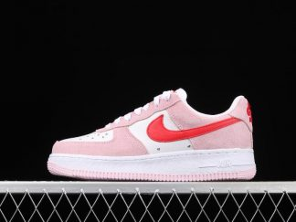 2021 Nike Air Force 1 Low Love Letter Valentine's Day DD3384-600