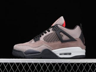 Air Jordan 4 Taupe Haze Oil Grey-Off White-Infrared 23 For Sale DB0732-200