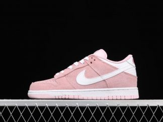 Big Kids Nike Dunk Low GS Prism Pink For Sale 309601-604