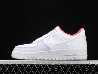 Nike Air Force 1 Low Cloud White Pink-Grey For Sale AH9688-022