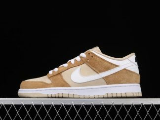 Nike SB Dunk Low PRM White Medium Curry For Sale DH7913-002