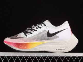 2021 Best Deal Latest AO4568-101 Nike ZoomX Vaporfly NEXT% White/Guava Ice-Black