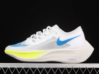 2021 Best Deal Latest AO4568-103 Nike ZoomX Vaporfly NEXT% White Cyber