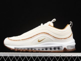 2021 Sell Newest Cheap DC4012-100 Nike Air Max 97 Cork Coconut Milk/Volt For Sale