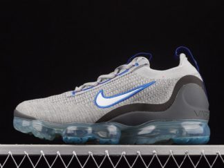 2021 Latest Release Nike Air Vapormax 2021 Flyknit Bold Blue DH4085-002