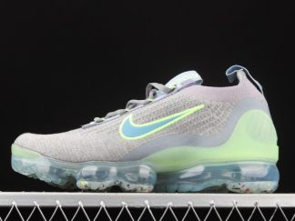 Discount DH4084-003 Nike VaporMax FlyKnit 2021 Particle Grey/Barely Grey/Aluminum