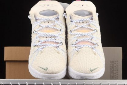 """2021 Discount DB8148-200 Nike LeBron 18 """"Los Angeles By Day"""" Online Shop-3"""
