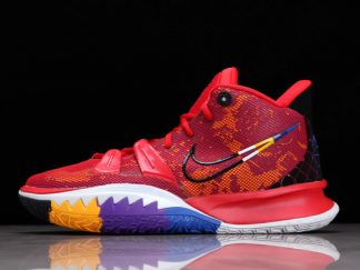 2021 Discount DC0589-600 Nike Kyrie 7 Icons of Sport Cheap Sale Online