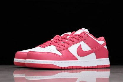 2021 Discount DD1503-111 Nike Dunk Low Archeo Pink White Cheap Sale Online-2