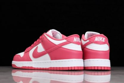 2021 Discount DD1503-111 Nike Dunk Low Archeo Pink White Cheap Sale Online-1