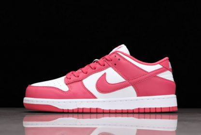 2021 Discount DD1503-111 Nike Dunk Low Archeo Pink White Cheap Sale Online