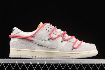 2021 Discount DJ0950-117 Nike Off-White x Dunk Low Lot 17 of 50 Online Shop-1