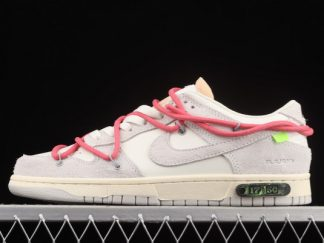 2021 Discount DJ0950-117 Nike Off-White x Dunk Low Lot 17 of 50 Online Shop
