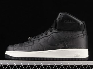 2021 New Arrival CU1414-001 Nike Air Force 1 High 07 PRM Toll Free For Sale