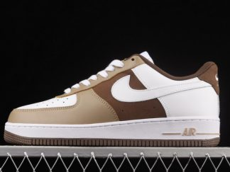 2021 New Arrival CW2288-902 Nike Air Force 1 Low Cappuccino For Sale