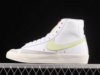 2021 New Arrival CZ1055-108 Nike Blazer Mid 77 Barely Volt For Sale