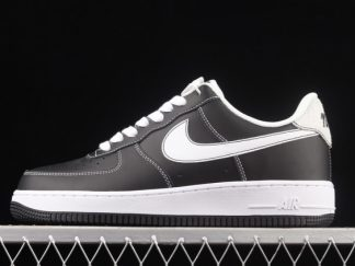 2021 New Arrival DB1560-001 Nike Air Force 1 S50 Black/Sail-White For Sale