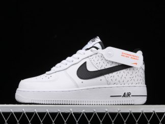 """2021 New Arrival DC9189-100 Nike Air Force 1 07 GS """"Swooshfetti"""" For Sale"""