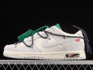 2021 New Arrival DJ0950-115 Off‑White x Nike Dunk Low Dear Summer Lot 20 of 50 For Sale