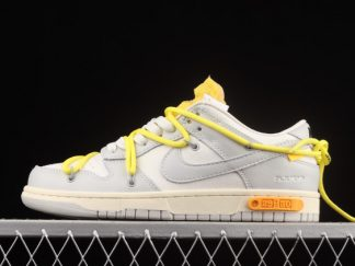 2021 New Arrival DM1602-103 Nike Dunk Low Off-White Lot 29 of 50 For Sale