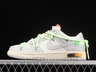 2021 New Arrival Off-White x Nike Dunk Low Dear Summer 42 of 50 For Sale