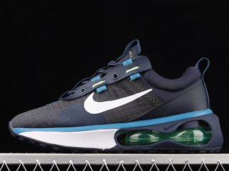 Latest Release DH4245-400 Nike Air Max 2021 Navy White Black